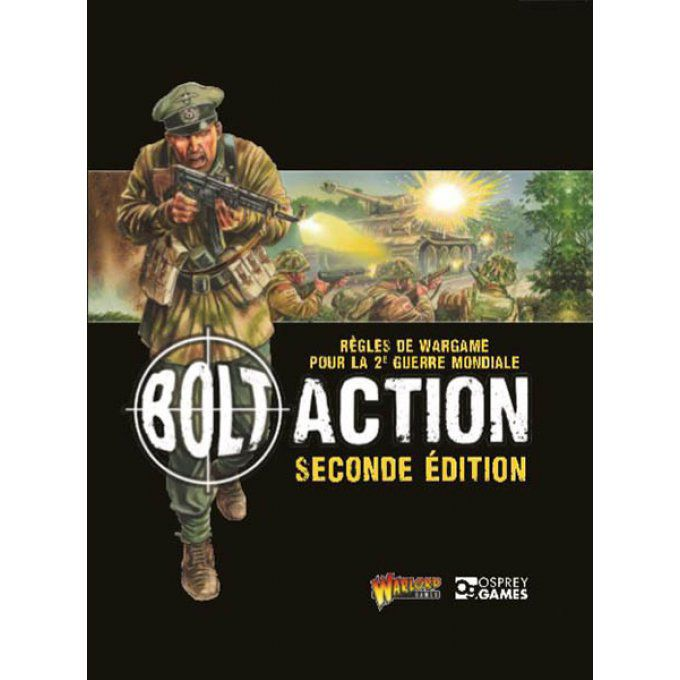 Bolt Action Seconde édition Français