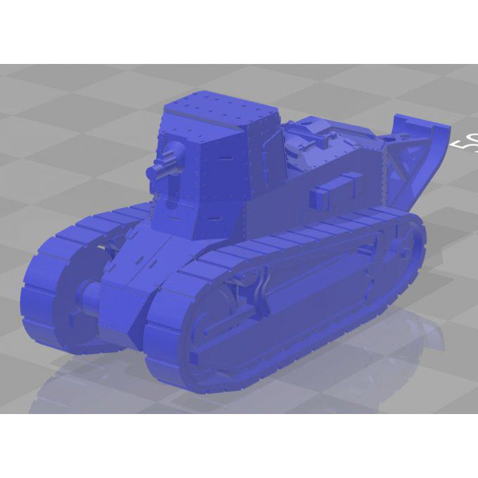 Renault FT BS