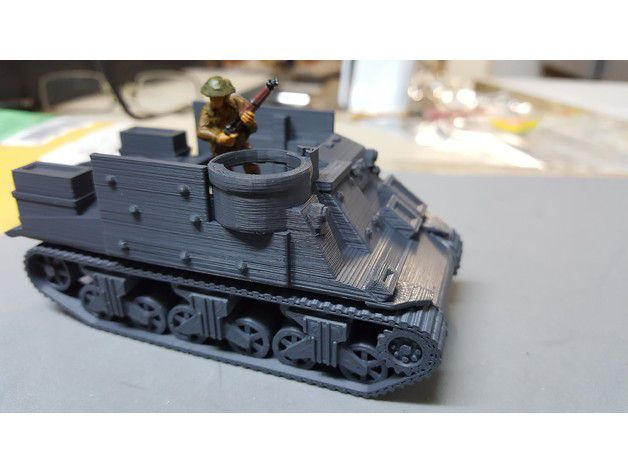 Transport M7 Priest Kangaroo